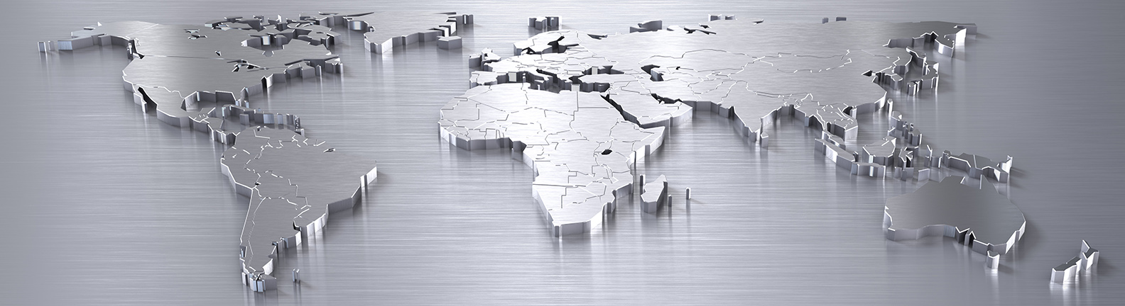 Worldwide VPI Systems - Countries Served by Imprex